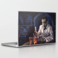 casablanca Laptop & iPad Skins featuring Casablanca by Miquel Cazanya