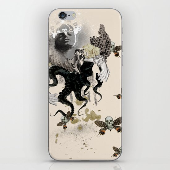 Lust of an Angel iPhone & iPod Skin