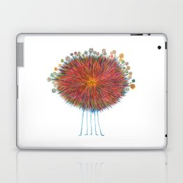 Poofy Frizzle Muff Laptop & iPad Skin