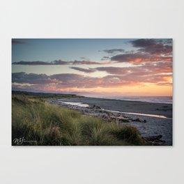 Hokitika Sunset Canvas Print