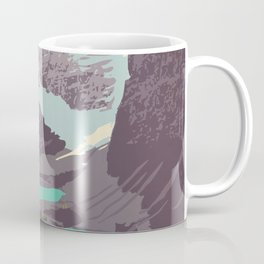 Yoho National Park Poster Coffee Mug