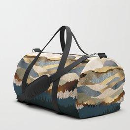 Golden Vista Duffle Bag