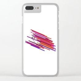Pal-Ann Clear iPhone Case