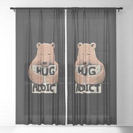 Hug Addict Sheer Curtain