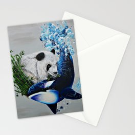 """Mother Nature's Yin&Yang"" Stationery Cards"