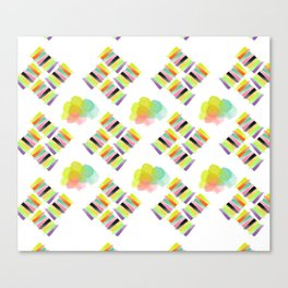 Colorful Socks Canvas Print