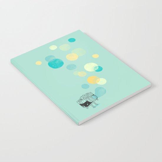 Memories like bubbles Notebook