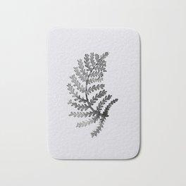 Baesic Mono Floral (Leaf 4) Bath Mat