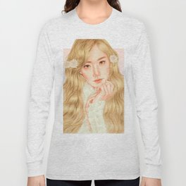 starlight [taeyeon snsd] Long Sleeve T-shirt