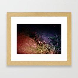 Psychology of Crime 01 Framed Art Print