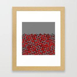 paradajz Framed Art Print