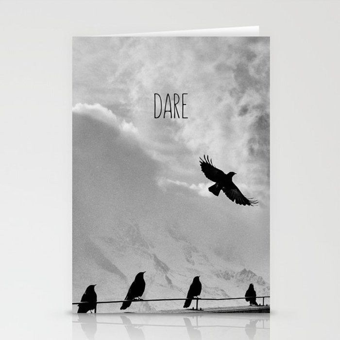 dare Stationery Cards