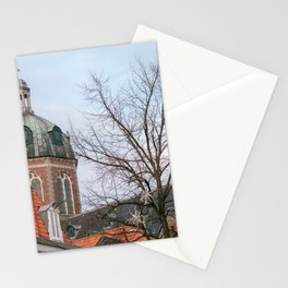 Dome church Hoorn | Netherlands | Dutch city Stationery Cards