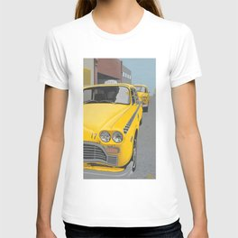 Taxi Stand version 2 T-shirt