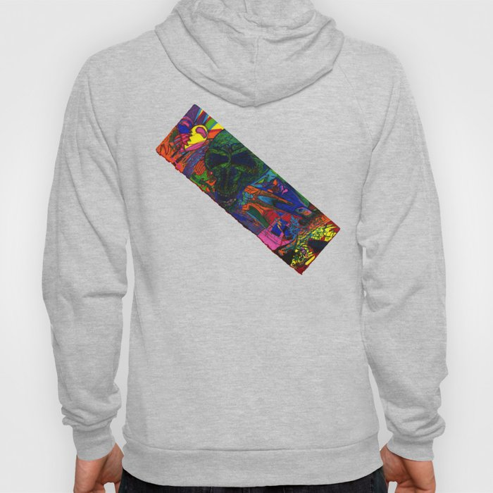 Explosion of the Mind  Hoody