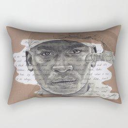 Skepta Rectangular Pillow