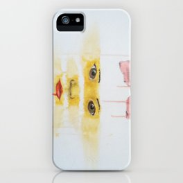 always looking, always learning iPhone Case