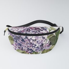 Lilac Branch Fanny Pack