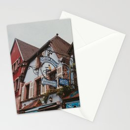 Chez Roger Stationery Cards