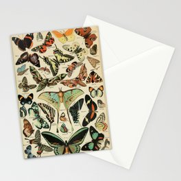 Butterfly Chart Stationery Cards