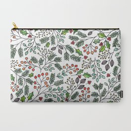 Christmas Pattern Carry-All Pouch