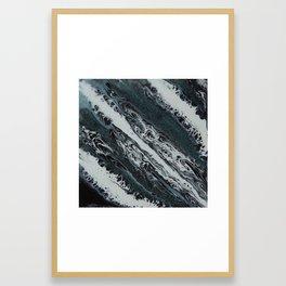 """""""Currents"""" 2018 Framed Art Print"""