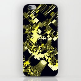 map of fractasia iPhone Skin