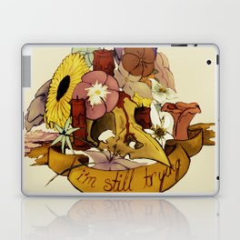 I'm An Accident But... Laptop & iPad Skin