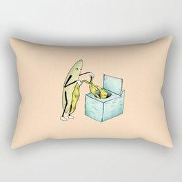 Banana Laundry Rectangular Pillow