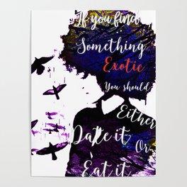 Something Exotic Poster
