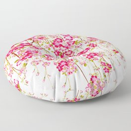 Cherry Blossom 1 Floor Pillow