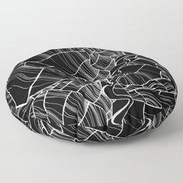 Moving Around Floor Pillow