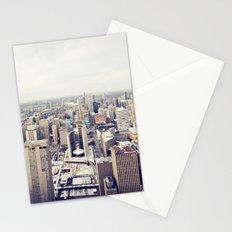 Urban Landscape Stationery Cards