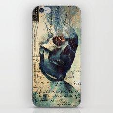 Skullman iPhone & iPod Skin