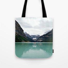 Lake Louise #mountains Tote Bag