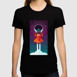Into Spaaaace T-shirt