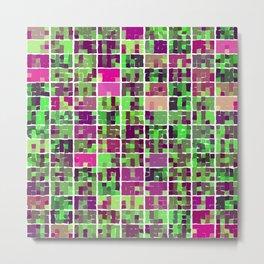 """Math Art Digital Print - """"yahtzee Rolls"""" Metal Print"""