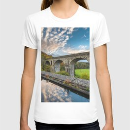 Chirk Aqueduct And Viaduct T-shirt