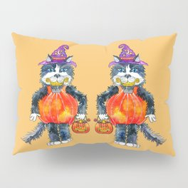 Trick or Treat Pillow Sham