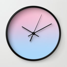 sunset 1 Wall Clock