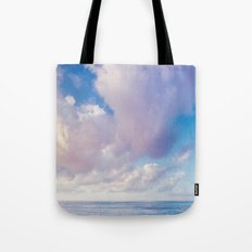 beach ver.pink Tote Bag