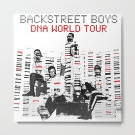 NEW BACKSTREET – DNA WORLD TOUR 2020 Metal Print