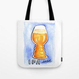 IPA Snob Tote Bag