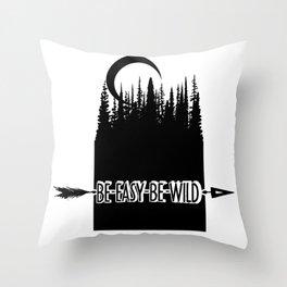 Morewoods Throw Pillow