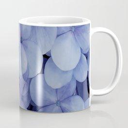 Hydrangea Florets Coffee Mug