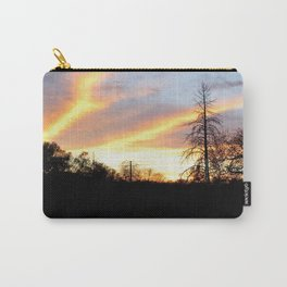 Fire in the sky. Carry-All Pouch