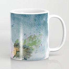 Hérisson Coffee Mug
