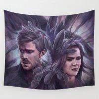 destiny Wall Tapestries featuring Destiny by Svenja Gosen