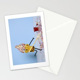Sprinkle Cleaning Stationery Cards