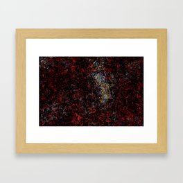 Mood Swings Framed Art Print